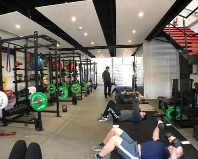 small group personal training north oxford