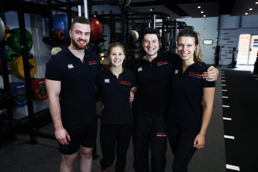 not your ordinary personal trainers