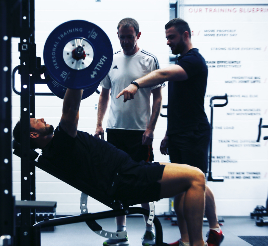 Oxford's Strength & Conditioning Experts