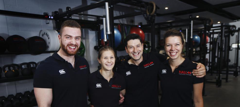 About Hall Personal Training